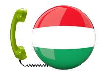 Virtual number for calls in Hungary