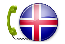 Virtual numbers for Iceland