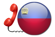 Virtual number for Liechtenstein
