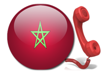 Virtual numbers for Morocco