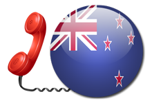 get virtual phone number in New Zealand