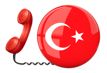 Buy cheap Turkey virtual numbers for calls and SMS messages