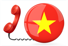 Virtual numbers for calls for Vietnam
