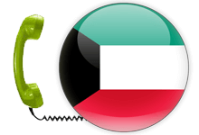 Number for calls for Kuwait