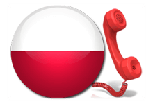 get virtual phone number in Poland