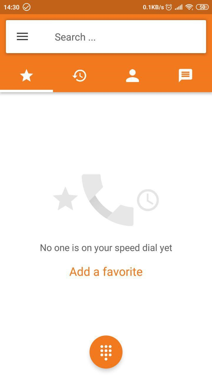 Get dialer Zoiper program for Android OS receiving free