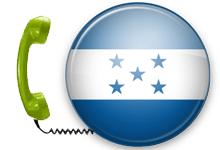 Get virtual phone number in Honduras