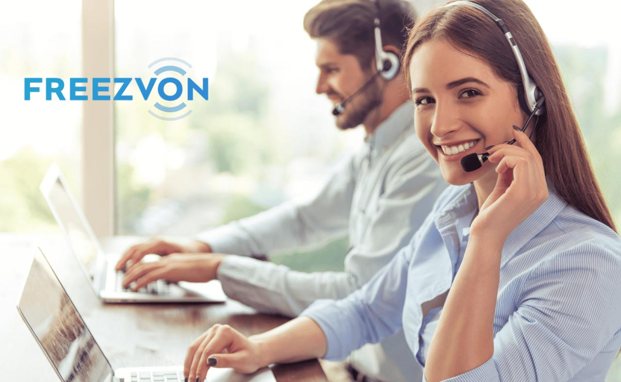 Get Virtual Multi channel Phone Numbers from Freezvon